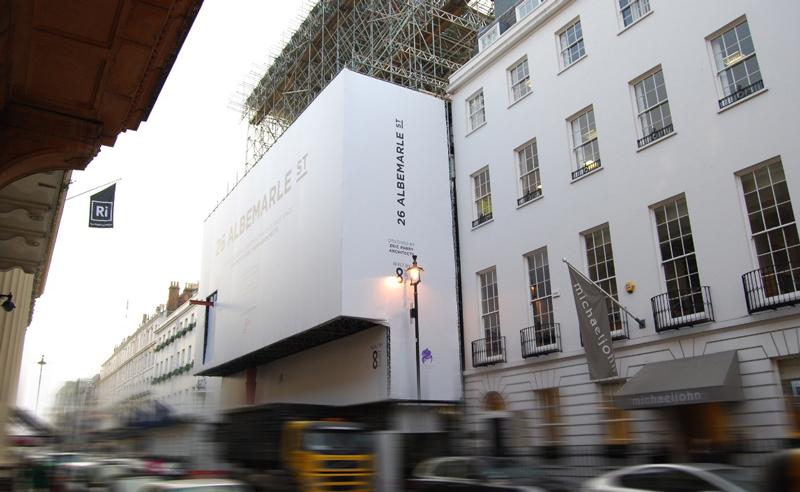 albemarle building wrap