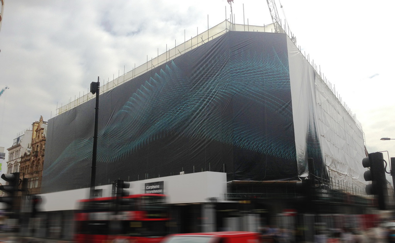ampersand building wrap