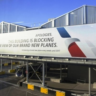 signage for heathrow airport