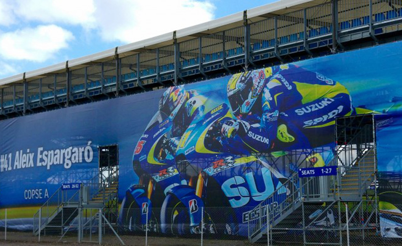 silverstone stadium graphics