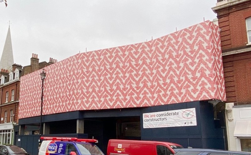 Newson's Yard PVC-free building wrap